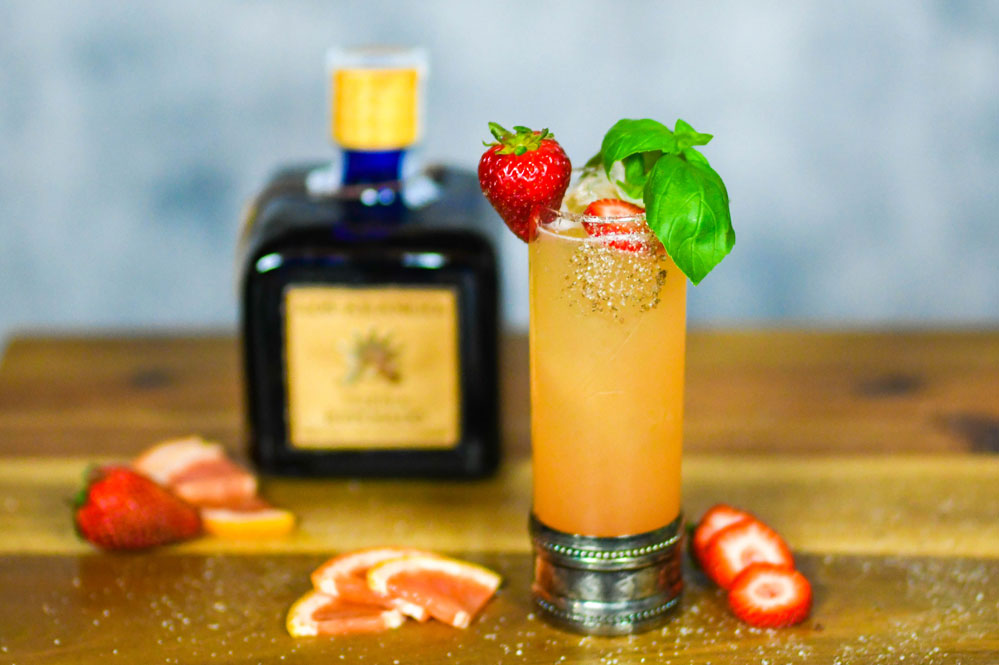Los Arango tequila cocktail recipes