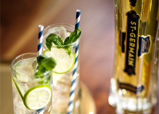 the Hugo cocktail recipe