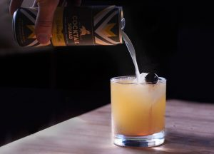 cocktail squad whiskey sour