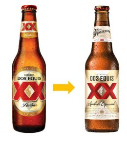 dos equis new packaging