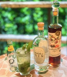 organic mixology gin recipe