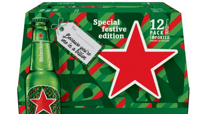 Heineken USA holidays