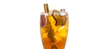 Pumpkin Cider Margarita