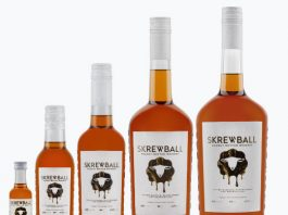 Skrewball Peanut Butter Whiskey bottle size