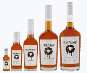 Skrewball Peanut Butter Whiskey bottle size