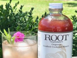 ROOT Crafted Organic Cocktail Mixers