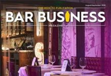 August/September 2020 Bar Business Magazine