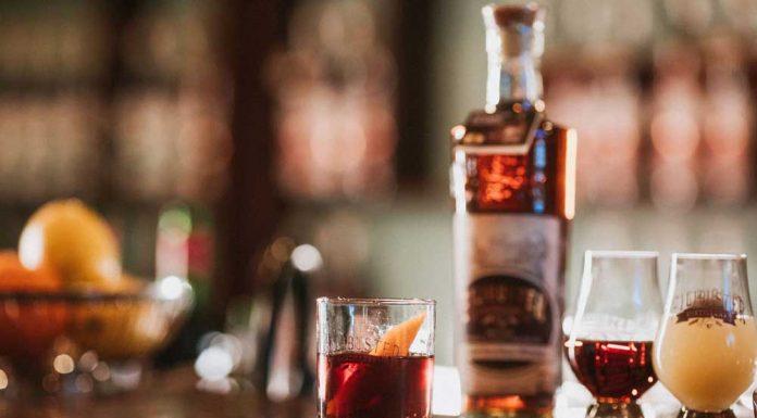 Fall Forward cocktail recipe