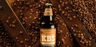 KBS Espesso founders brewing company