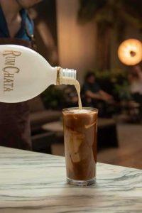 Rumchata Iced coffee recipe
