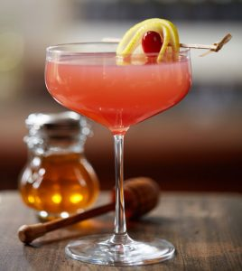 tequila bee's knees labor day cocktail recipes