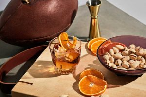 Crown Royal Vanilla recipes