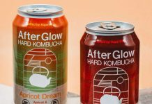 AfterGlow Hard Kombucha
