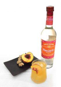 recuerdo peach ldw cocktails