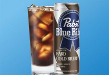 Pabst Blue Ribbon hard cold brew