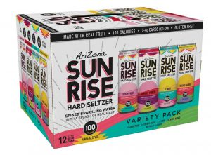 AriZona SunRise Hard Seltzer