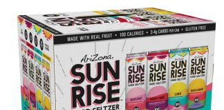 AriZona SunRise Hard Seltzer