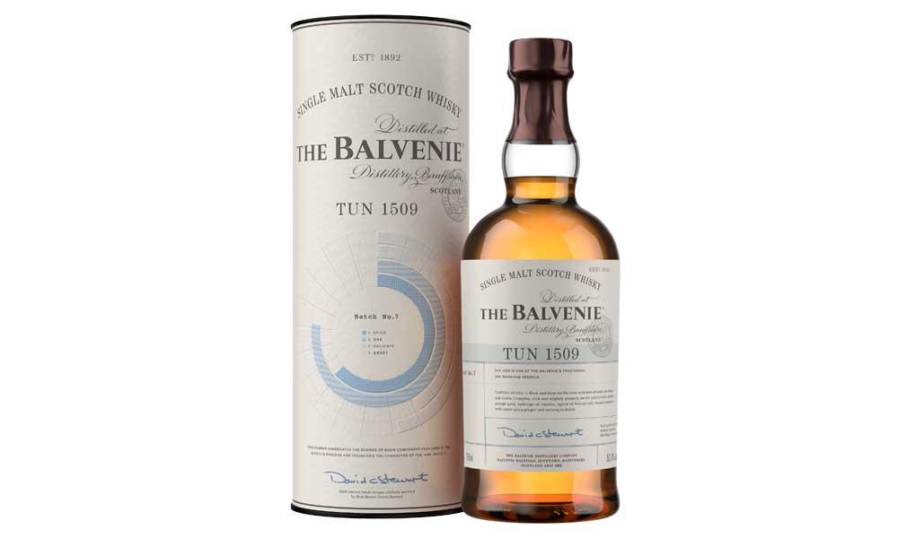 The Balvenie Tun 1509 series