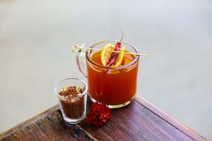 chili chai hot toddy fall cocktail recipes