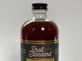 Pratt Standard Cocktail Co. Old Fashioned syrup