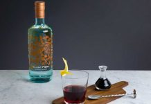 fall gin cocktail recipes