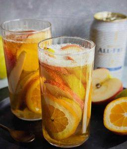 Suntory ALL-FREE spirit-free mocktail recipes