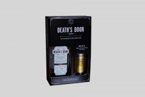 death's door gin dancing goat distillery