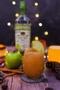 smirnoff green apple thanksgiving