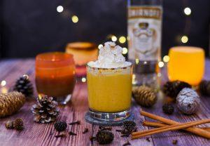 Smirnoff Pumpkin thanksgiving recipe