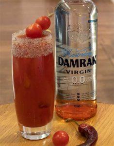 damrak virgin spirit free recipes