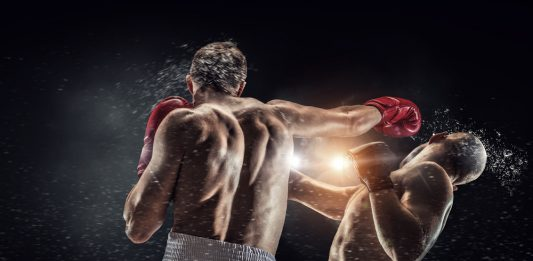 combat sports G&G Closed Circuit Events