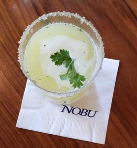 Nobu One With Life Organic Tequila