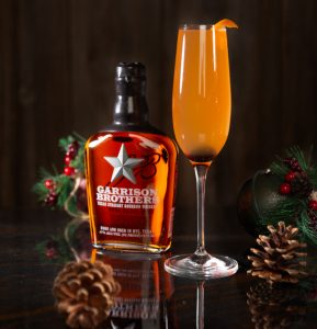 Garrison Brothers holiday cocktail recipes