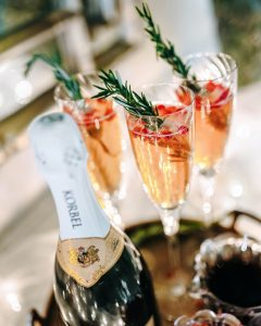Korbel new year's eve cocktail recipes