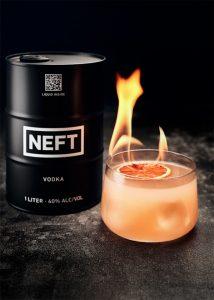 Neft Vodka holiday recipes