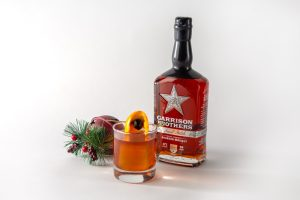 holiday cocktail recipe Garrison Brothers