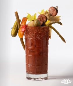 overachiever Bloody Mary