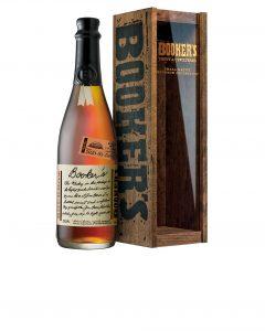 Booker's Bourbon Pigskin Batch