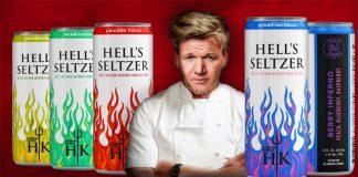 Hell's Seltzer Gordon Ramsay