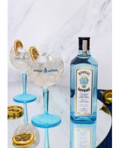 Holiday Collins Bombay Sapphire