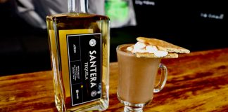 santera tequila hot chocolate