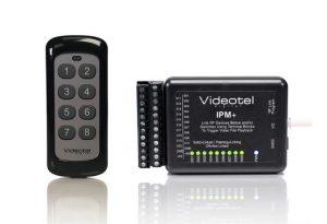 videotel digital RF Push