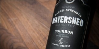Watershed Distillery Nocino Finished Bourbon