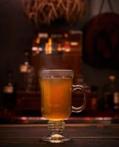 1910 Hot Toddy Pendleton Whisky