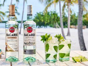Bacardi Coco Conga big game cocktail recipe