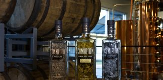 Conniption Barrel Aged Gin Series No. 1 2020 Release