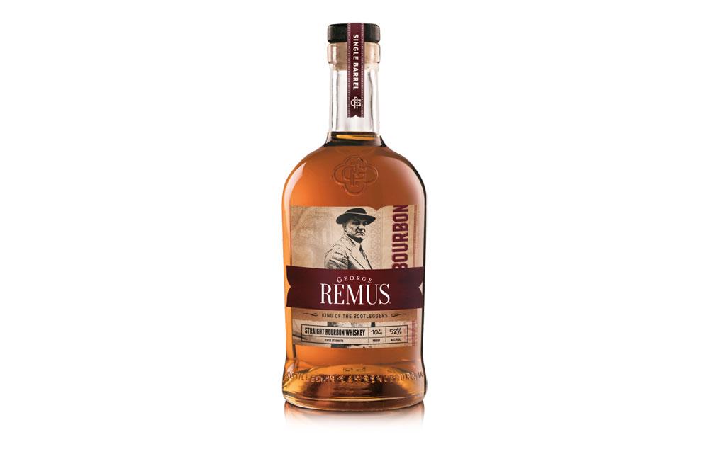 2021 George Remus Bourbon Single Barrel Program
