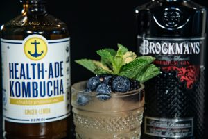 low abv gin cocktail