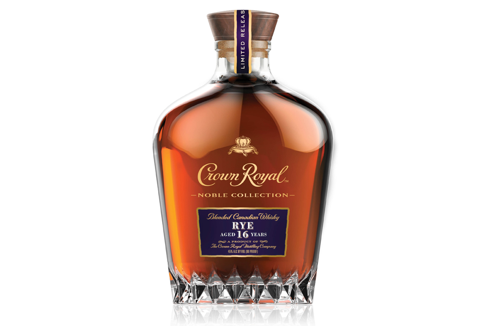 Crown Royal Noble Collection Rye Aged 16 Years