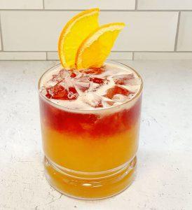 fun wine low abv cocktail
